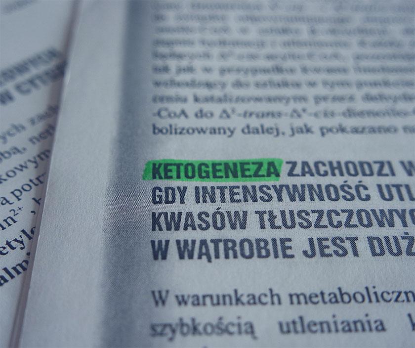 Beta-oksydacja dieta ketogeniczna ketoza jadietetyk