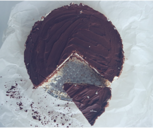 Czekoladowe ciasto bez pieczenia