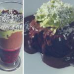 Keto deser z galaretką z mrożonych owoców- na dwa sposoby