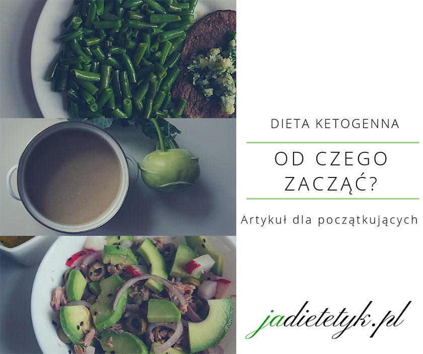 dieta keto- jak zacząć? jadietetyk