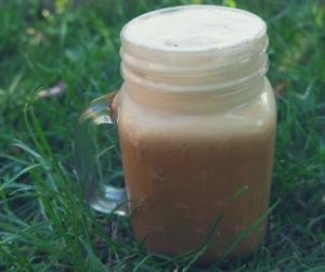 Kokosowa kawa mrożona (keto, lchf)