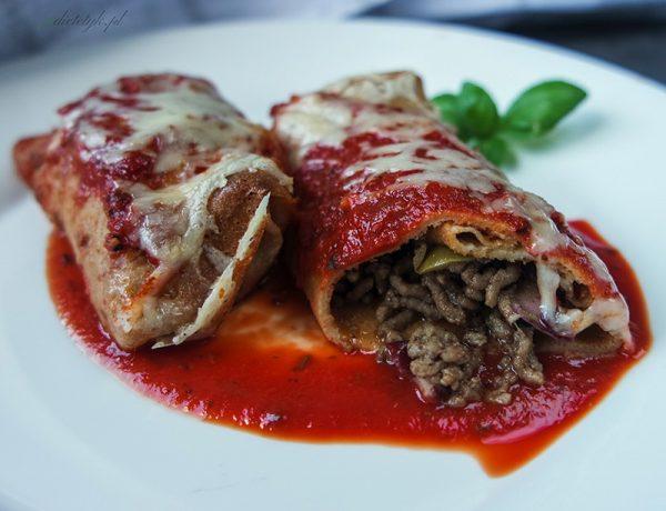 keto naleśniki z mięsem zapiekane wytrwane dieta ketogeniczna przepisy jadietetyk obiad