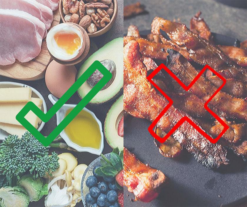 błędy na diecie keto odchudzanie jadietetyk