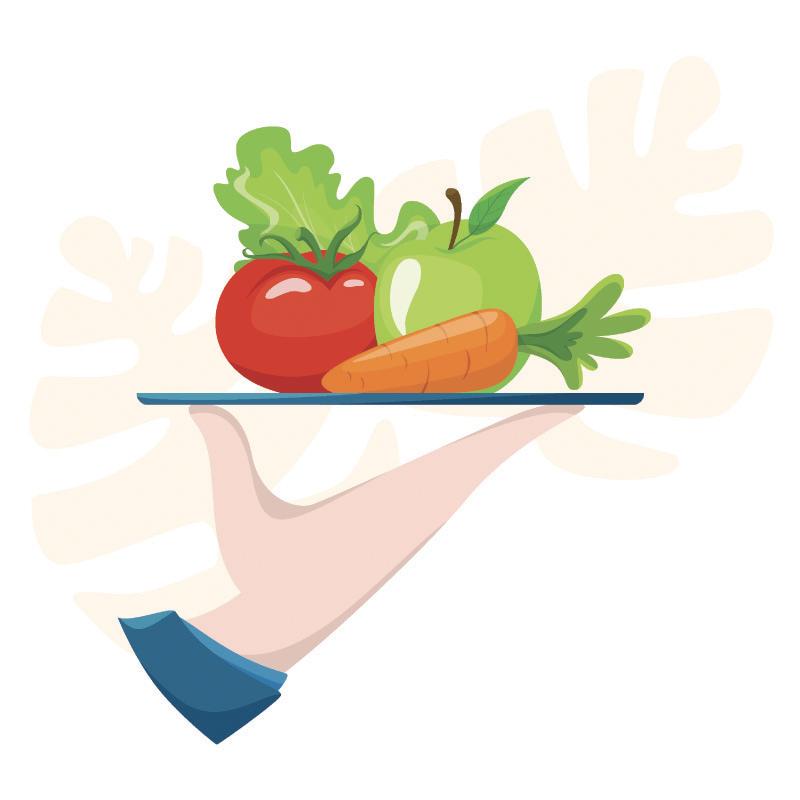Piramida Zdrowego Żywienia otyłość jadietetyk