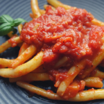 Fasolka szparagowa w pomidorach (keto, lchf)
