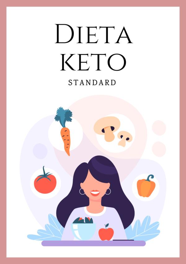 dieta keto standard jadłospis jadietetyk