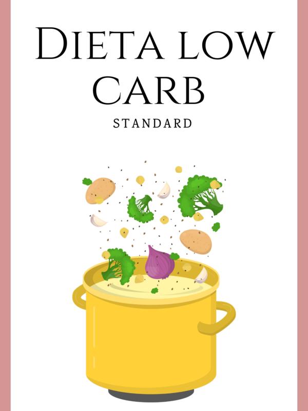 dieta low carb jadłospis jadietetyk